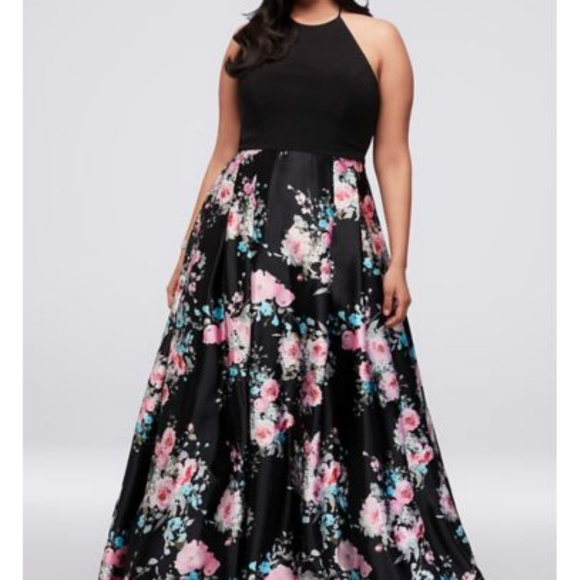 eddb1183 Blondie Nites Dresses | Davids Bridal Prom Dress Size 17 | Poshmark